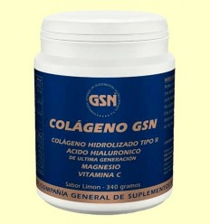Col·lagen Sabor Llimona - GSN Laboratorios - 340 grams