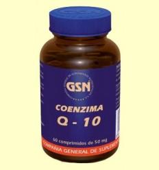 Coenzim Q10 - GSN Laboratorios - 60 comprimits