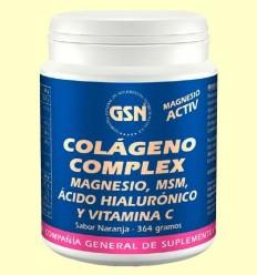 col·lagen Complex - GSN Laboratorios - 364 grams