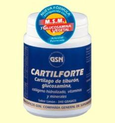 Cartilforce Complex Llimona - GSN Laboratorios - 370 grams