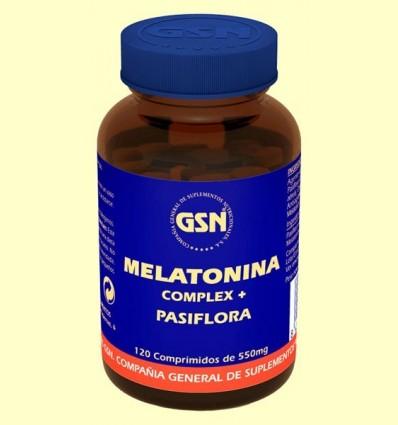 melatonina Complex - GSN Laboratorios - 120 comprimits