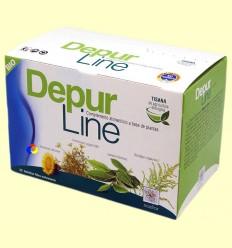 Depurline Tisiana Biològica - Noefar - 20 infusions