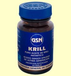 krill - GSN Laboratorios - 60 perles