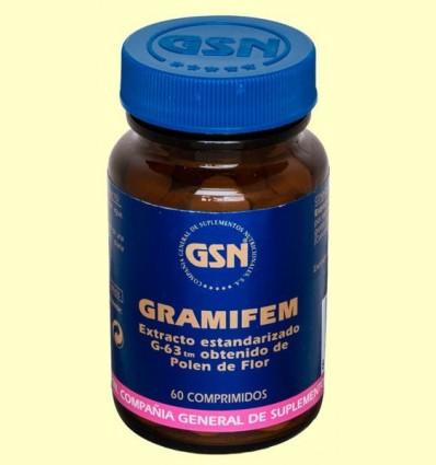 Gramifem - GSN Laboratorios - 60 comprimits