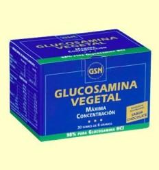 Glucosamina Vegetal Xocolata - GSN Laboratorios - 30 sobres