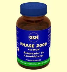 Phase 2000 - GSN Laboratorios - 90 comprimits