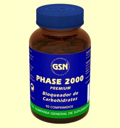 Phase 2000 - GSN Laboratorios - 90 comprimits