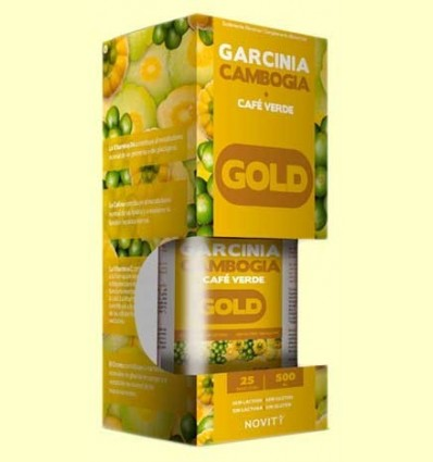 Garcinia Cambogia Gold - Novity - 500 ml