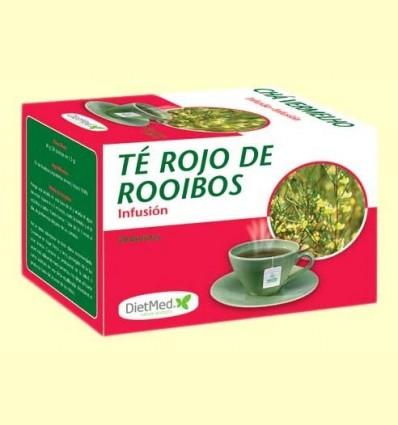 Te Vermell de Rooibos - DietMed - 20 bossetes