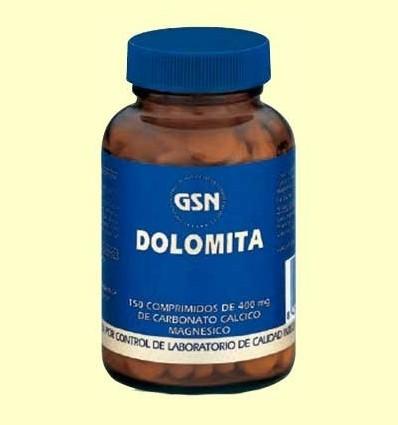 dolomita - GSN Laboratorios - 150 perles