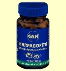 Harpagofit - GSN Laboratorios - 60 comprimits