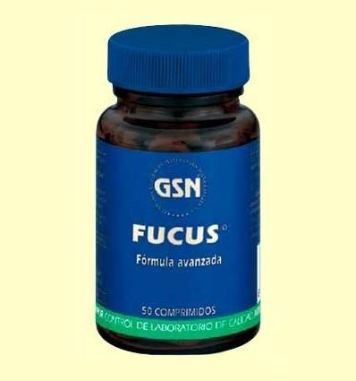 Fucus - GSN Laboratorios - 50 comprimits