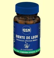 Dent de Lleó - GSN Laboratorios - 60 comprimits