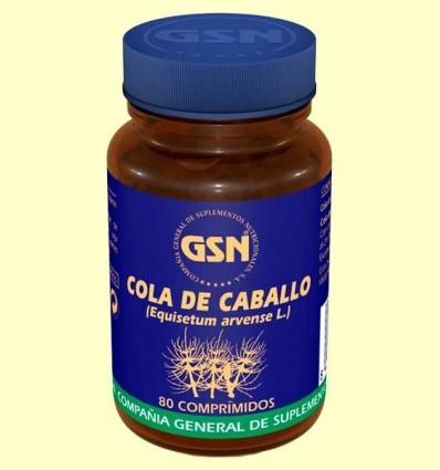 Cua de Cavall - GSN Laboratorios - 80 comprimits