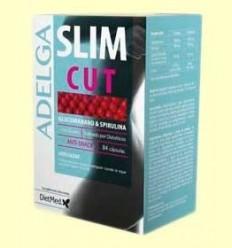 Adelgaslim Cut - Control del Gana - DietMed - 84 càpsules