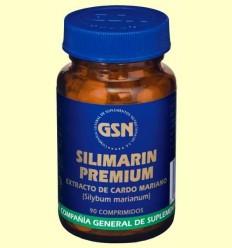 Silimarin Premium - GSN Laboratorios - 90 comprimits