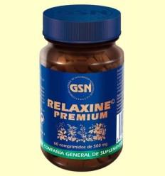 Relaxine Premium - GSN Laboratorios - 60 comprimits