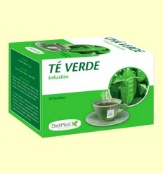 te Verd - DietMed - 20 bossetes