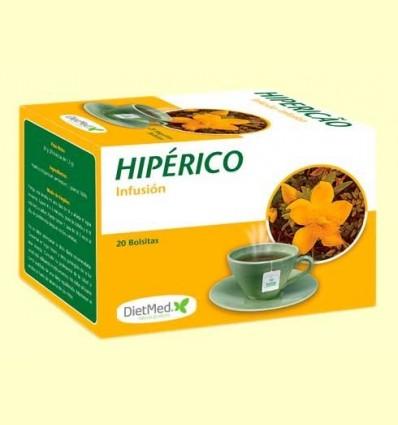 Hipèric Infusió - DietMed - 20 bossetes