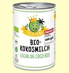 Llet de Coco Bio Coco King - Dr Goerg - 400 ml