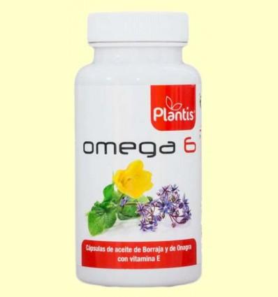 Omega 6 - Oli d'Onagra i Borratja amb Vitamina E - Plantis - 100 càpsules