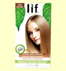 Tint Cabell Lif Hair Colors 7.0 N - Rubio Natural - DietMed - 1 kit