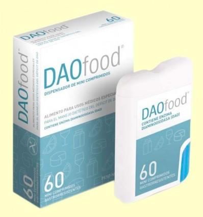 DAOfood - Sistema Digestiu - DR Healthcare - 60 minicomprimidos *