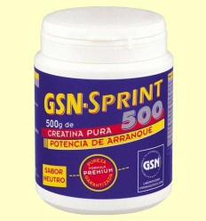 GSN Sprint - GSN Laboratorios - 500 grams