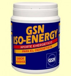 GSN ISO Energy - GSN Laboratorios - 480 grams