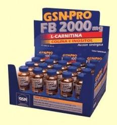 GSN Pro FB 2000 - GSN Laboratorios - 20 vials