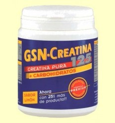 GSN Creatina 125 - GSN Laboratorios - 500 grams