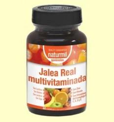 Gelea Reial Multivitaminada - Naturmil - 60 llepolies