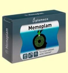 Memoplam - Reforçar la memòria - Plameca - 60 càpsules