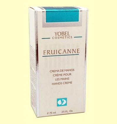Crema de Mans Fruicanne - bel-shanabel - 75 ml