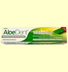 AloeDent - Dentifrici Blanquejador Aloe Vera - Optima - 100 ml