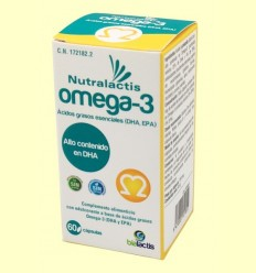 Nutralactis Omega-3 - Bialactis - 60 càpsules