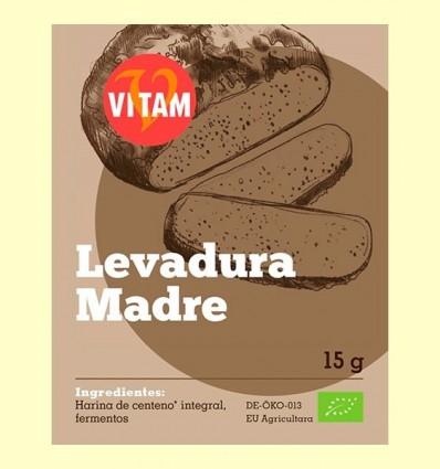 Llevat Mare Bio - Vitam - 15 grams