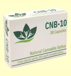 CBD-HQ - Cannabis sativa L - Espadiet - 30 càpsules