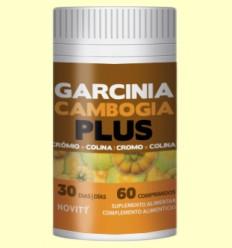 Garcinia Cambogia Plus - Gana - Novity - 60 comprimits