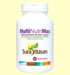MultiNutriMax - Sura Vitasan - 60 càpsules