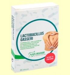 Gasseri Lactobacillus - Naturlider - 30 càpsules
