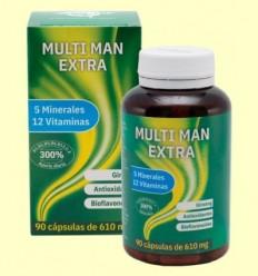 MultiMan Extra - Complex vitamínic - Espadiet - 90 càpsules