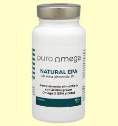 Natural EPA Màxima absorció - Puro Omega - 30 perles