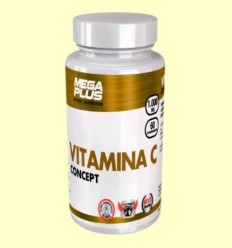 Vitamina C Concept - Mega Plus - 60 comprimits