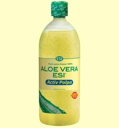 Suc d'Aloe Vera Polpa Activa - Laboratorios ESI - 1 litre