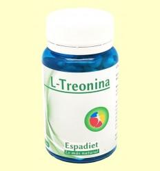 L-Treonina - Espadiet - 60 càpsules
