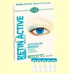 Retina Active Gotes Monodosi - Laboratorios ESI - 10 monodosi