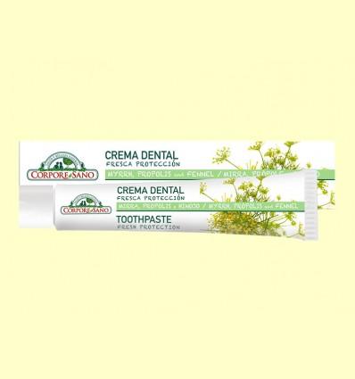 Crema Dental Mirra + Pròpolis - Corpore Sa - 75 ml