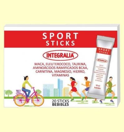 Sport Sticks - Integralia - 20 estics