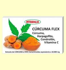 Cúrcuma Flex - Integralia - 20 vials